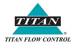 Titan Flow Control Brand Logo