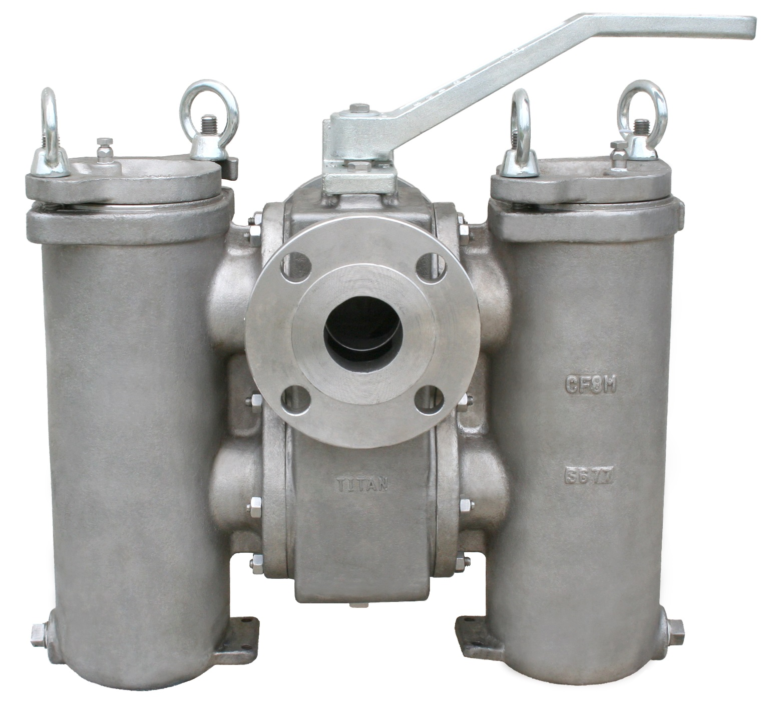 What Is The Difference Between Simplex And Duplex Strainers Fuel Filter Mann Hummel Strainer