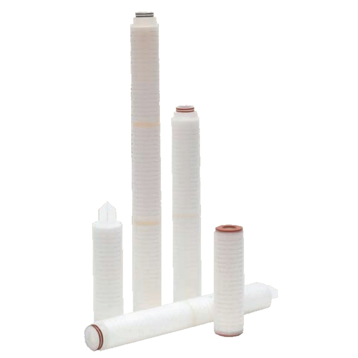 Shelco Filters MicroVantage WGAS Series Water Grade Polyethersulfone Membrane Filter Cartridges