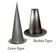 Basket / Cone Type Eaton Model 92