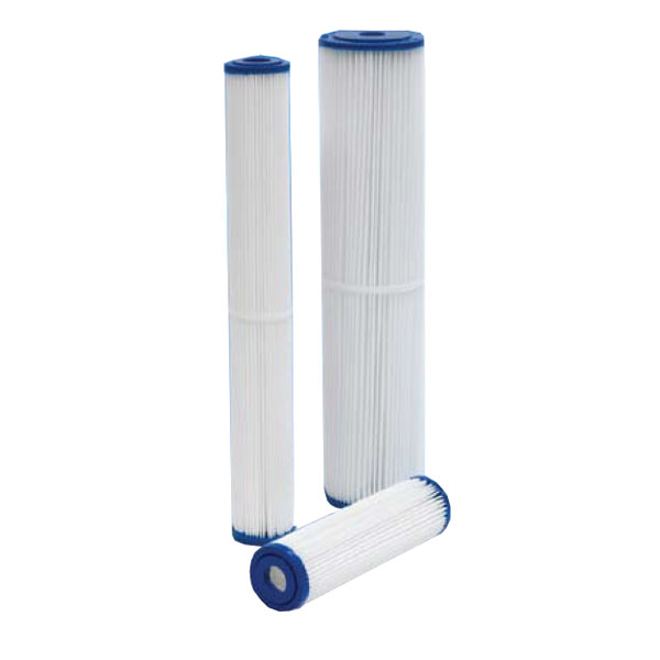 Shelco Filters MicroSentry MEE Series Economical Pleated Filter Cartridges