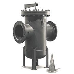 Titan Fabricated Strainers